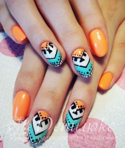 Ногти Шеллак Красивые Цвета